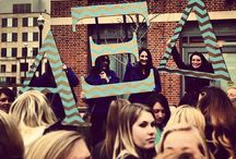 Recruitement and Bid Day / Not four years but forever #ΑΞΔ