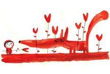 Illustration - Little Red Riding Hood