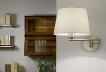 Lámparas Interior - Basic / Una selección de lámparas de interior de la colección Basic. Para aquellos que disfrutan con las cosas simples y elementales de la vida.