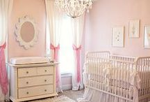 Girls Bedroom & Closet / Pink/Green; Mythical/Whimsical