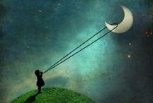 Illustration - Night