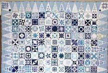 Patchwork Quilts - Dear Jane