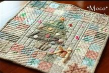 Patchwork Quilts - Christmas & Winter