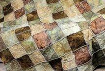 Patchwork Quilts - Rag Quilt