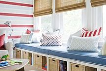 Home Playroom Inspiration / Best tips to create a fun and inviting playroom for kids!
