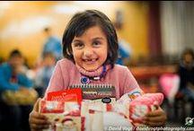 """Verteilreise Slowakei 2013 / 2013 wurden Päckchen in der Slowakei verteilt. Hier sehr ihr einige Impressionen von glücklichen Kindern, die durch """"Weihnachten im Schuhkarton"""" beschenkt wurden."""