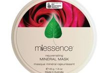 Product Spotlight / Our favorite raw, vegan, certified organic and purely natural Miessence products.