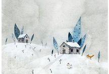 Illustration - Winter