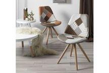 Patchwork / Des meubles et de la décoration inspirés du style patchwork