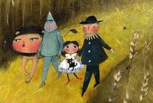 Illustration - Oz