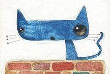 Illustration - Cats & Dogs