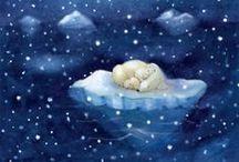 Illustration - North Pole