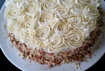 Cake inspiration / Cake decorationg ideas