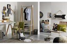 Decoration | KAVEHOME / Déco décoration cadre cadre-photo étagère murale bougeoirs tableau coussin plaid
