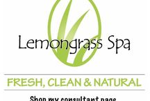 Lemongrass Spa with Ashlie