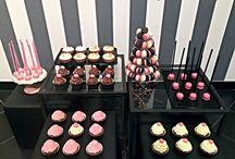 Sweet table / sweet buffet