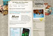 Webs del Salón del Chocolate