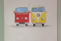 Vw Camper vans :-)