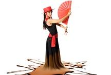 Cartelería VI Salón del Chocolate