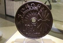 Exposición de Monedas de Chocolate