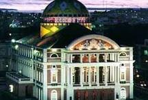 Manaus / Av. Djalma Batista - Manaus/AM à Noite.