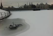 Winter in City C