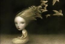 Birdcage Girl / Inspiration for my novel manuscript.   http://figment.com/books/585-Birdcage-Girl-Excerpt-