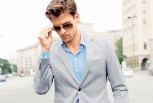 Mens Fashion / Looking for some style ideas for your wardrobe this season? Check out our men's fashion board and take inspiration from some of these style savvy guys.