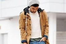 Casual / Most guys love the casual look, so why not add some laid back attire to your wardrobe this season. Relaxed doesnt have to be boring. Check out some of these on trend casual menswear outfit ideas.