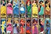 Disney Princesses  / by Nadine Rocha