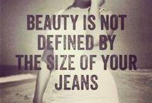 I'm beautiful just the way I am