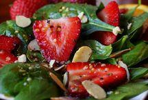 Salads / by Sheila Stump