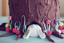Cute cakes / by Cassie Staff