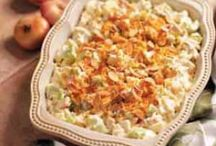 Family Meals / We love recipes our families want to eat.