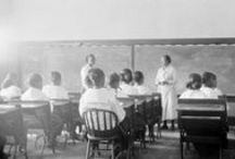 Education - Rosenwald Schools and Jeanes Supervisors