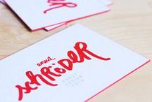 Branding / #design #typo #branding  #graphic #advertising #creative #print #packaging #banner #businesscards #paper #flyer