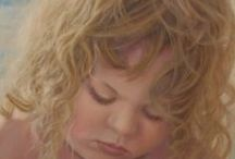 5. My artwork - Portraits