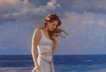 Artwork - Favorites III / Great painters, inspired artworks...