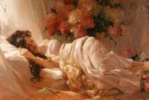 Artwork - Favorites  VIII / Sleeping beauties
