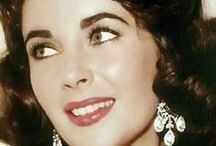 Liz Taylor / My Icon beautiful / by <3 Roberta  from Rome <3