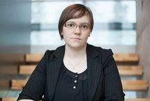 CV - Annika Vesterinen / Olen tuotantotalouden diplomi-insinööri. Mutta sehän ei kerro vielä paljoa? Noh, nämä pienet jutut kertovat rutkasti lisää!