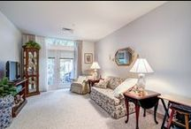 Personal Care at Dock Woods / Personal Care accommodations and common areas at Dock Woods.