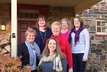Meet our Marketing Team / The Living Branches Marketing Team