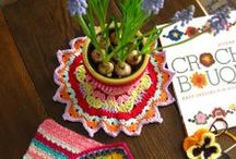 sweet home crochet ♥ / by Ana Angelica Rodriguez