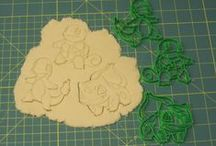 Pokemon Cookie Cutters / Geeky cookie cutters.