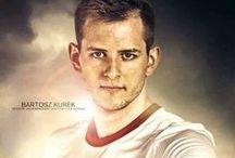 Bartosz Kurek ♥ ♥ ♥ / Bartosz Kamil Kurek (born 29 August 1988) is a Polish volleyball player, a member of Poland men's national volleyball team.*  * https://en.wikipedia.org/wiki/Bartosz_Kurek