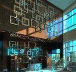 Hotel Sheraton, Baku, Azerbaijan / #rugs #ferreiradesa #hotelsheraton #azerbeijan