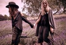 autumn 2016 COLLECTION / timeless tailoring with a twist of bohemian nonchalance characterizes FALLEN FIELDS, a capsule collection for autumn that welcomes the new season with a romantic attitude and a rebellious spirit.