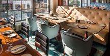 Bluebird Restaurant, London / #ferreiradesa #bluebirdrestaurant #london #rugs