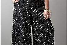 Palazzo Pants / Palazzo pants and Gaucho Pants. Women's apparel and fashion. Name brand items, and boutique items at amazing prices.